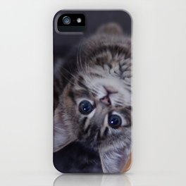 Mini meow! iPhone Case