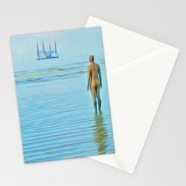 Time Passing Stationery Cards