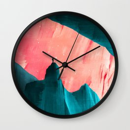 We understand only after Wall Clock