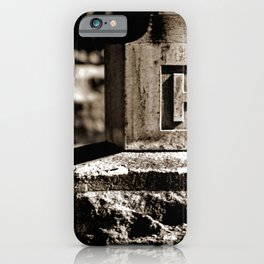 Rest Hart BW iPhone Case