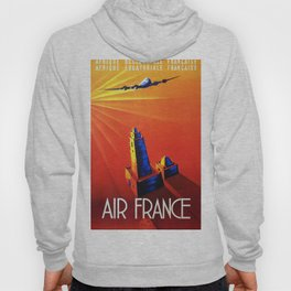 France To Africa Hoody