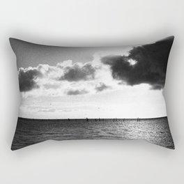 scenes. fehmarn, part V. Rectangular Pillow