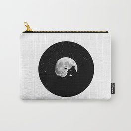 Listen To The Vinyl-Verse Carry-All Pouch