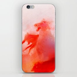 DOGS - Heavy Metal Thunder Artwork iPhone Skin