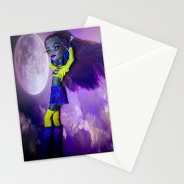 Custom Moanica Doll Stationery Cards