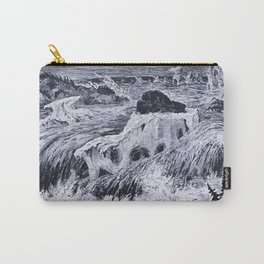 Glacial River Carry-All Pouch