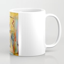 Acryl-Abstrakt 32 Coffee Mug