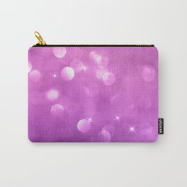 Purple-Pink Bubble Gum Candies Carry-All Pouch