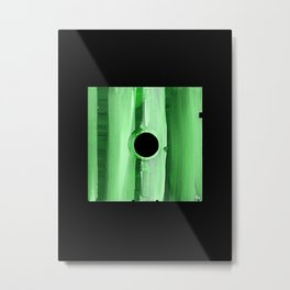 Floppy 5 Metal Print