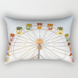 Summertime Fun Rectangular Pillow