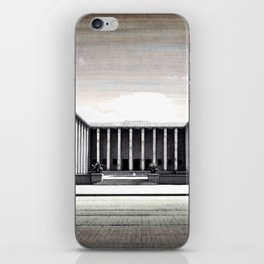 THE STREET OF WARSAW iPhone Skin