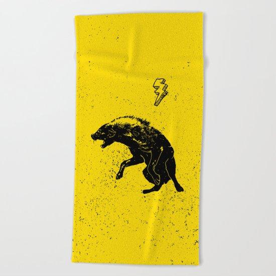 hiena Beach Towel