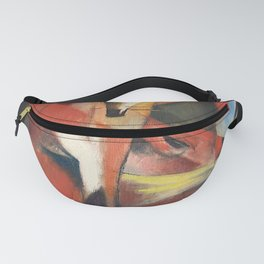 Franz Marc - The Foxes Fanny Pack