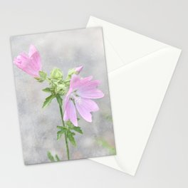 Pink Mallow Stationery Cards