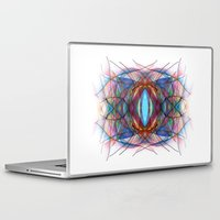 friendship Laptop & iPad Skins featuring Friendship by Alla Ilencikova