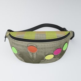 Fluo Family Fanny Pack