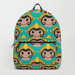 Surakarta Traditional Headdress Backpack