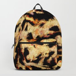 Eroding the thought Backpack