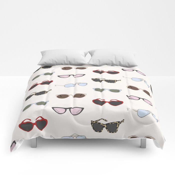 SUNGLASSES Comforters