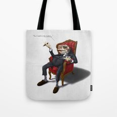 Fly in my soup! Tote Bag