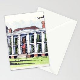 Ducros House, Thibodaux, Louisiana Stationery Cards