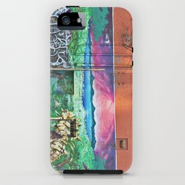 woodwards art iPhone Case