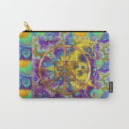 Hippy 1 Psychedelic Carry-All Pouch