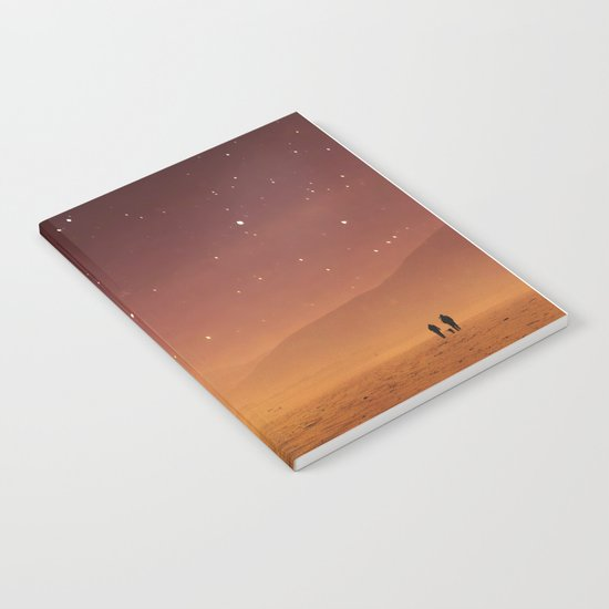 Planet Walk Notebook