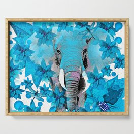 Elephant #1 Serving Tray