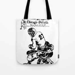 Chicago-Duluth-Radio Tote Bag