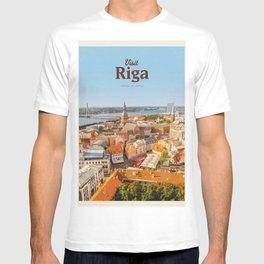 Visit Riga T-shirt