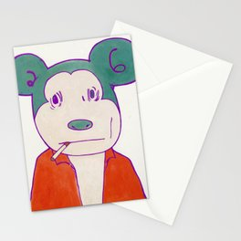 I AM A COMMON MAN Stationery Cards