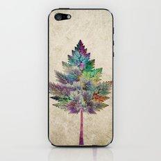 Like a Tree 2. version iPhone & iPod Skin