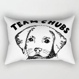 team chubs Rectangular Pillow