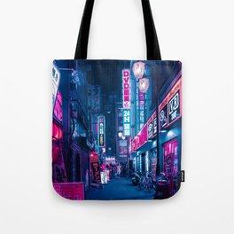 Tokyo 24h Tote Bag