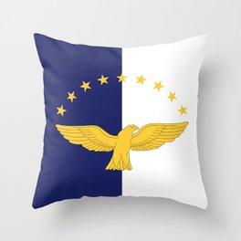 Azores Throw Pillow