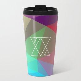 Geometry Travel Mug