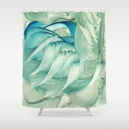 Nibelungs Shower Curtain
