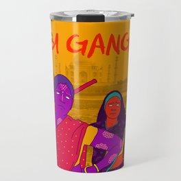 Gulabi Gang Travel Mug