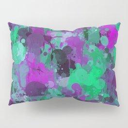 Rhapsody of colors 4. Pillow Sham