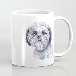 Shih Tzu - Dog Portrait Coffee Mug