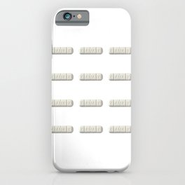 Xanax, Please - Simple iPhone Case
