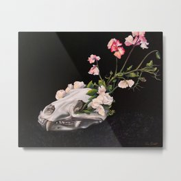 Carnivora Floret Metal Print