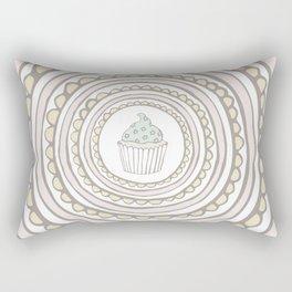 Super Cupcake Rectangular Pillow