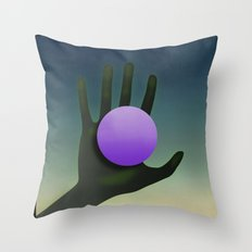 GEODETIC Nexus Throw Pillow