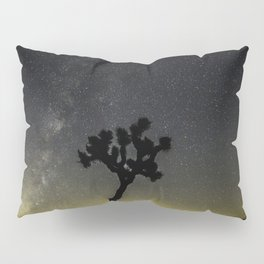 Milky Way at Joshua Tree Pillow Sham