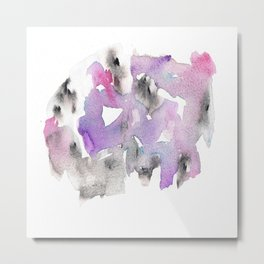 Waterolor 72 Ing Metal Print