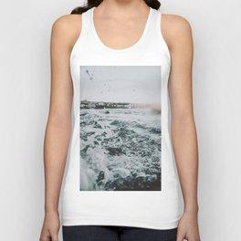 summer waves ii / bondi beach, australia Unisex Tank Top