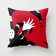 Persona 2: Eternal Punishment Throw Pillow