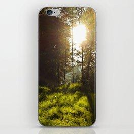 Morning Atmosphere iPhone Skin